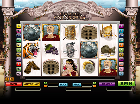 Call of the Colosseum Slots - Play Online for Free Instantly