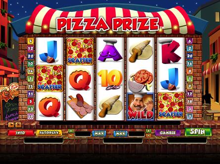 Spiele Pizza Prize - Video Slots Online