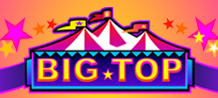 Big Top is a fun and colorful game filled with circus surprises! <br/>