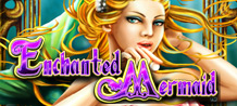 Take a deep breath and jump into the crystal clear ocean to WIN with the mermaids! The Enchanted Mermaid can give you up to 20 FREE GAMES filled with luminous pearls, jelly fishes, sea turtles and all the FUN from the deep waters!