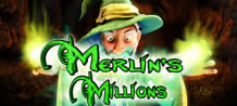 Play this fantastic game. Meet Merlin, the Wizard, and all his magic potions. Help him to find the lost owl and win a lot. If you find a magic globe, you win 5 freespins. Play now this fantastic unmissable adventure!<br/>