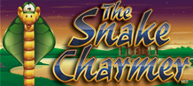 Charm your way to a s-s-s-symphony of WINS during 10 Free Games! Up to 3 Snakes may emerge from their baskets on EVERY Free Game, with each Snake turning their entire Reel WILD!