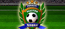 Improve your shoot and earn a lot of money at Penalty Master Bingoal game! With a theme of football and many possibilities of prizes, you will love this game!