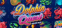 The cutest sea creatures are together on the slot game Dolphin Quest, and they are all ready to captivate you with their grace and rewards on this amazing adventure!